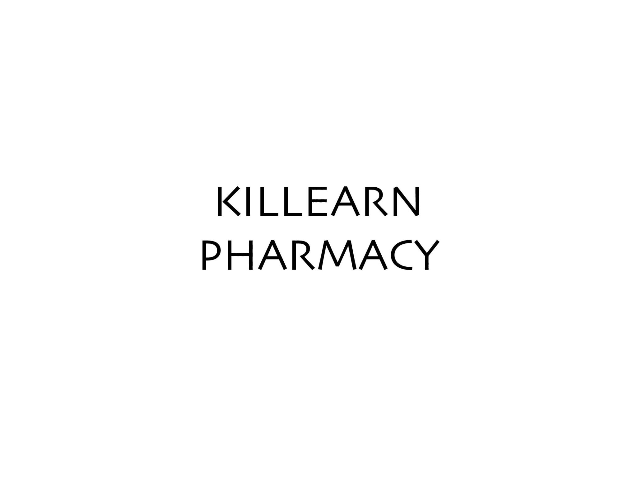 KILLEARN PHARMACY-page-001